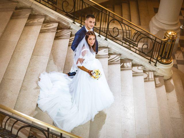 Le mariage de Akim et Leila à Cassel, Nord 16