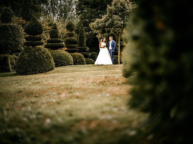 Le mariage de Akim et Leila à Cassel, Nord 17