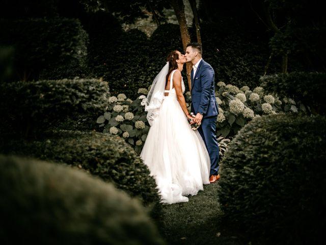 Le mariage de Akim et Leila à Cassel, Nord 18