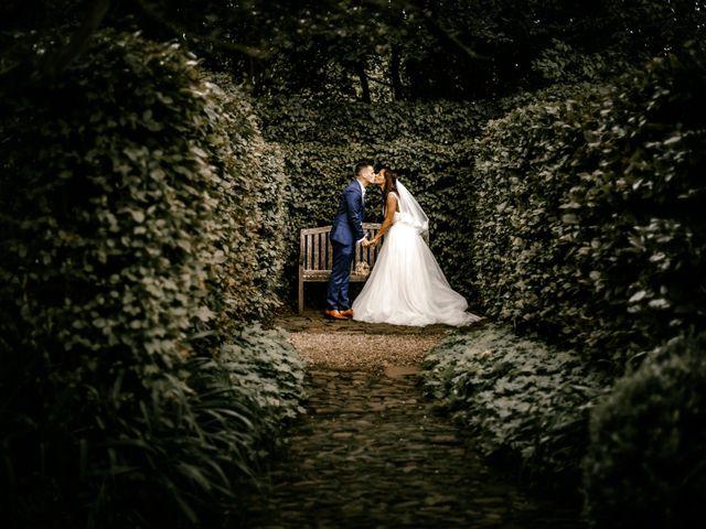 Le mariage de Leila et Akim