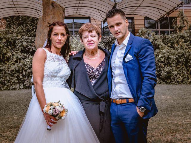 Le mariage de Akim et Leila à Cassel, Nord 25