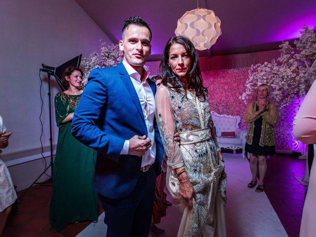 Le mariage de Akim et Leila à Cassel, Nord 28