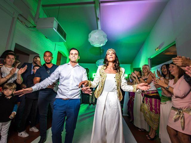 Le mariage de Akim et Leila à Cassel, Nord 29