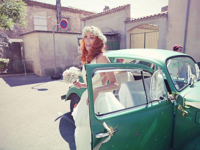 Le mariage de Cédric et Marjorie à Nîmes, Gard 16