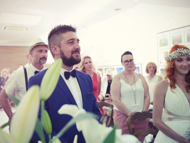 Le mariage de Cédric et Marjorie à Nîmes, Gard 26