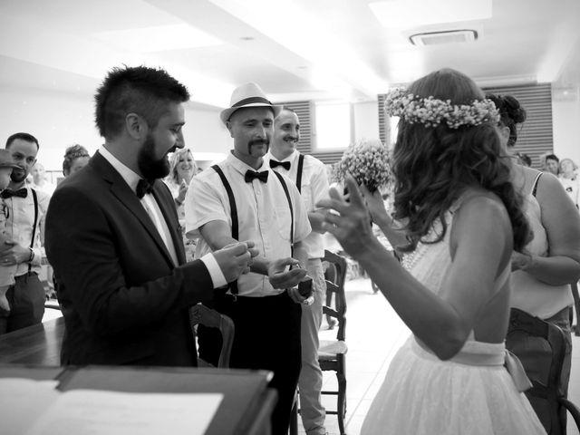 Le mariage de Cédric et Marjorie à Nîmes, Gard 32