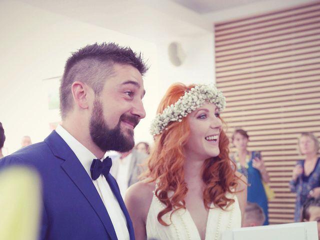 Le mariage de Cédric et Marjorie à Nîmes, Gard 35
