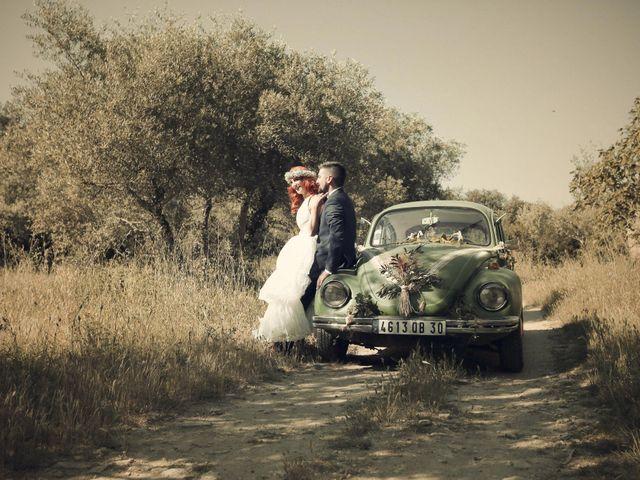 Le mariage de Cédric et Marjorie à Nîmes, Gard 44