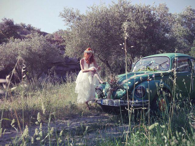 Le mariage de Cédric et Marjorie à Nîmes, Gard 48
