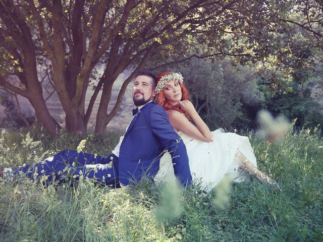 Le mariage de Cédric et Marjorie à Nîmes, Gard 49