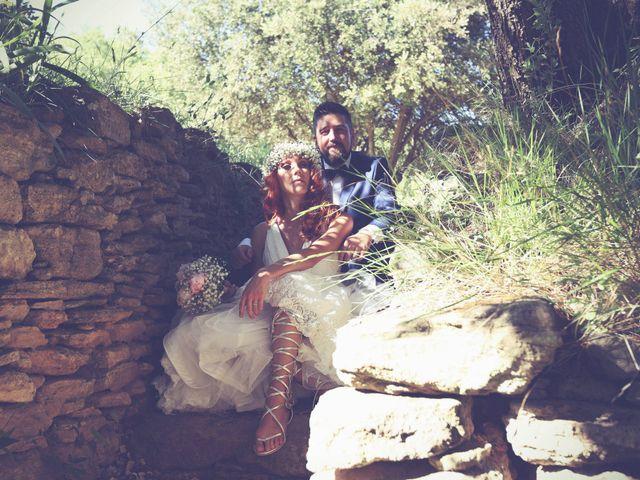 Le mariage de Cédric et Marjorie à Nîmes, Gard 57