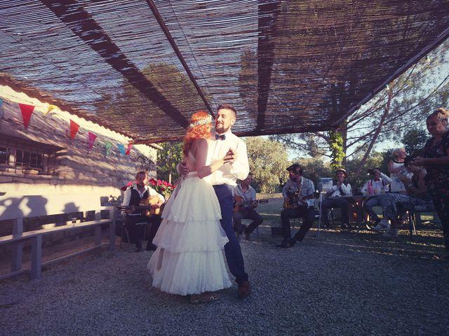 Le mariage de Cédric et Marjorie à Nîmes, Gard 73