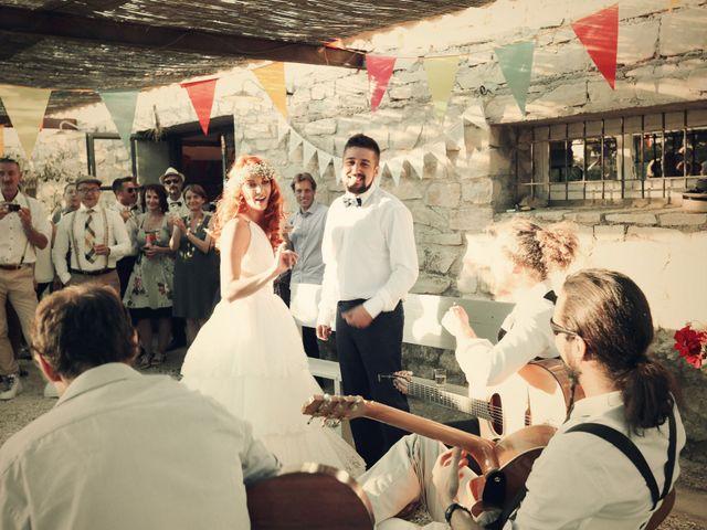 Le mariage de Cédric et Marjorie à Nîmes, Gard 75