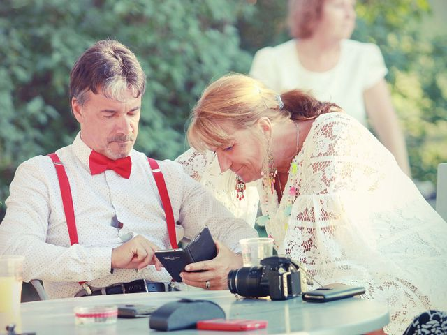 Le mariage de Cédric et Marjorie à Nîmes, Gard 84