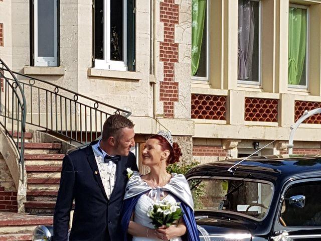 Le mariage de Guillaume et Sabine à Quesmy, Oise 7
