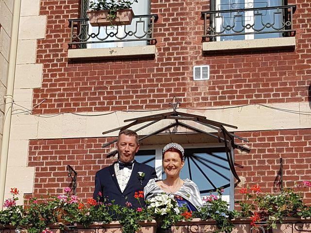 Le mariage de Guillaume et Sabine à Quesmy, Oise 8