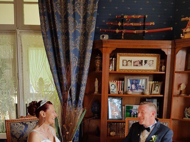 Le mariage de Guillaume et Sabine à Quesmy, Oise 9