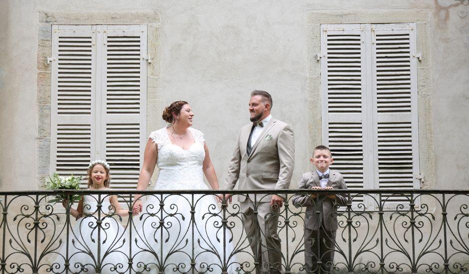 Le mariage de Ludovic et Elodie à Neuilly-lès-Dijon, Côte d'Or