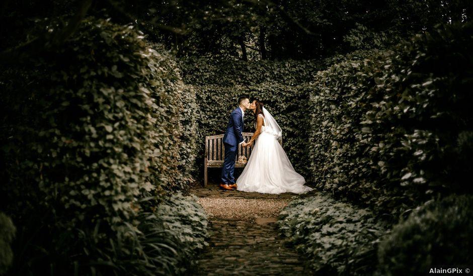 Le mariage de Akim et Leila à Cassel, Nord