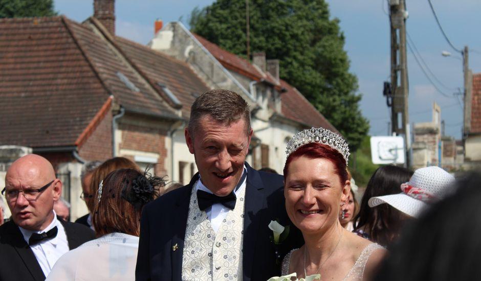 Le mariage de Guillaume et Sabine à Quesmy, Oise