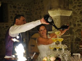 Le mariage de Marion  et Bertrand