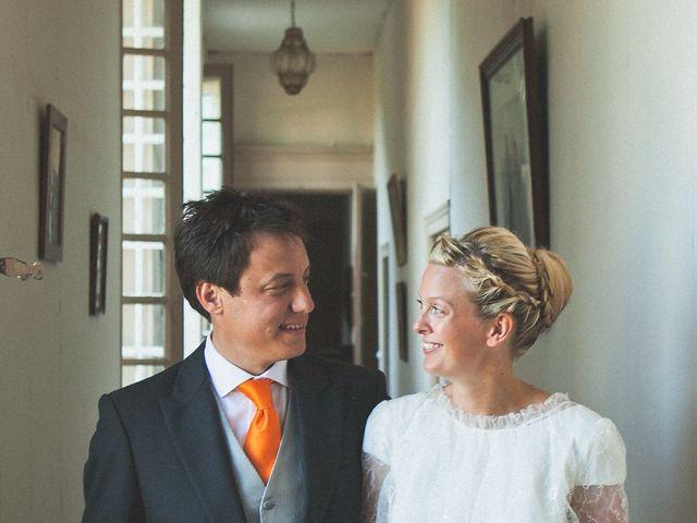 Le mariage de Hélène et Geoffroy