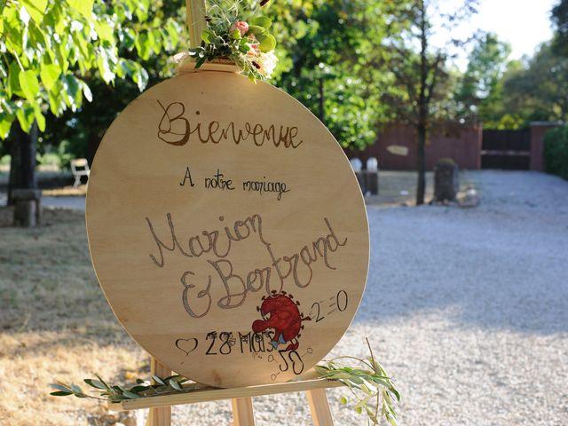 Le mariage de Bertrand et Marion  à Vidauban, Var 1