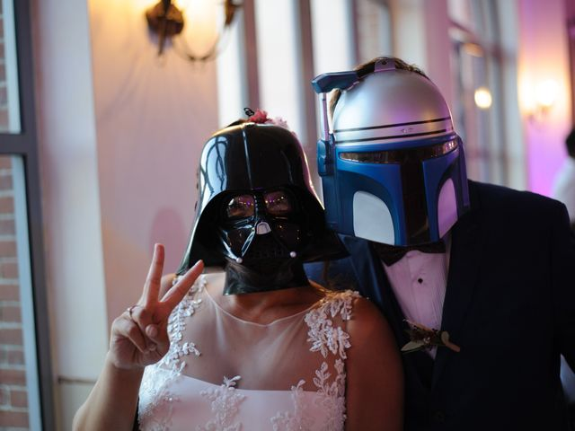 Le mariage de Bertrand et Marion  à Vidauban, Var 12