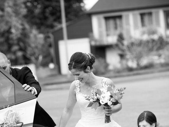 Le mariage de Julien et Clémence à Romillé, Ille et Vilaine 3