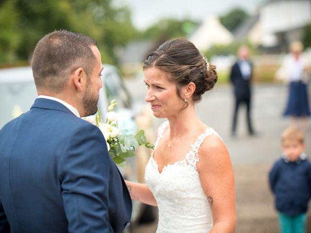 Le mariage de Julien et Clémence à Romillé, Ille et Vilaine 5