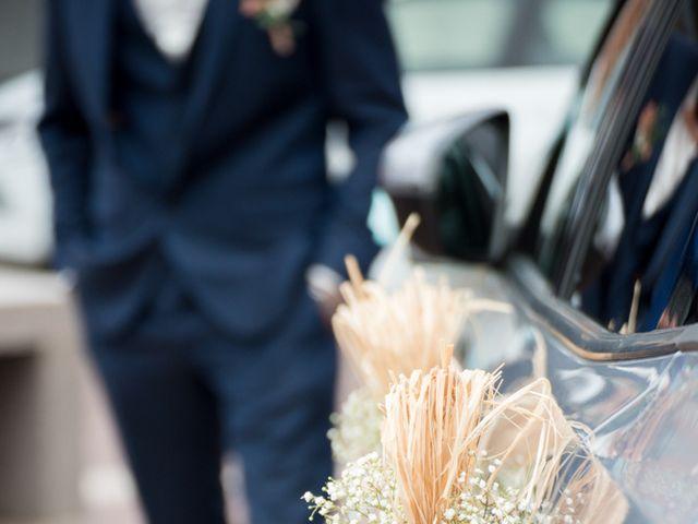 Le mariage de Julien et Clémence à Romillé, Ille et Vilaine 8