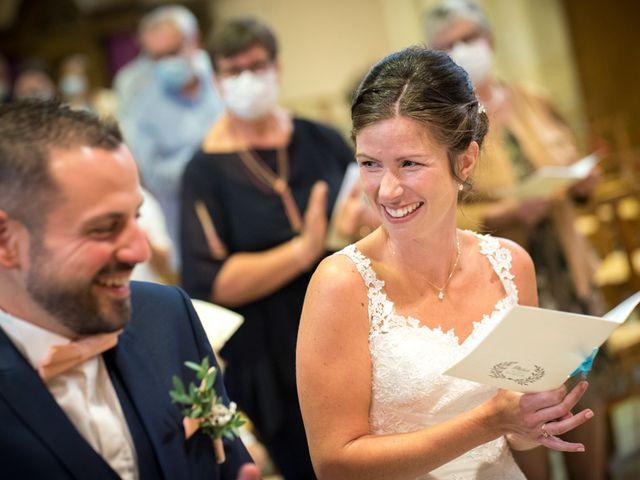 Le mariage de Julien et Clémence à Romillé, Ille et Vilaine 11