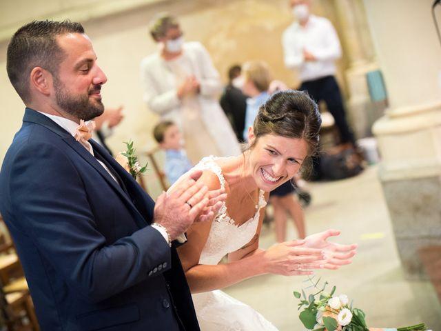 Le mariage de Julien et Clémence à Romillé, Ille et Vilaine 13