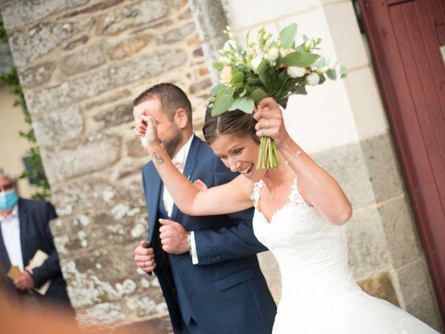 Le mariage de Julien et Clémence à Romillé, Ille et Vilaine 20