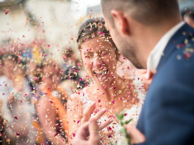 Le mariage de Julien et Clémence à Romillé, Ille et Vilaine 21