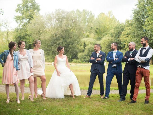 Le mariage de Julien et Clémence à Romillé, Ille et Vilaine 27
