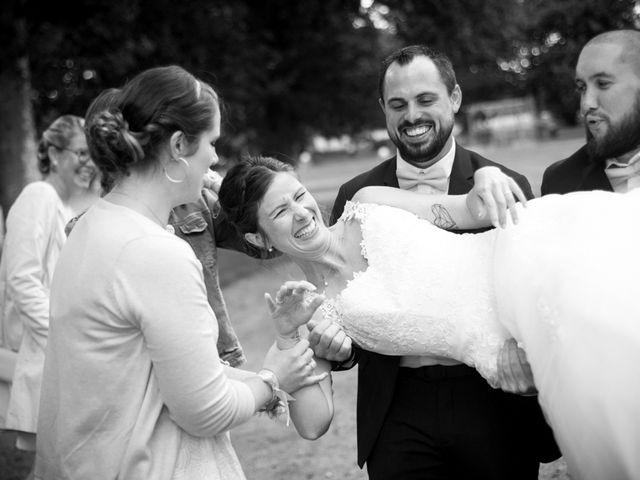 Le mariage de Julien et Clémence à Romillé, Ille et Vilaine 30