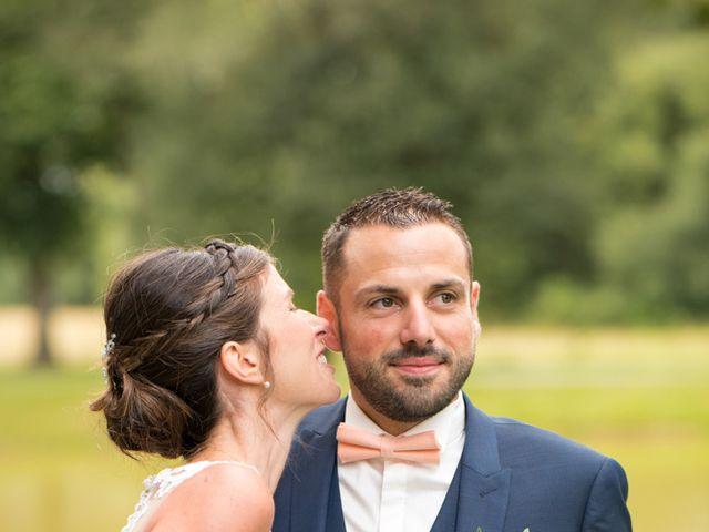 Le mariage de Julien et Clémence à Romillé, Ille et Vilaine 32