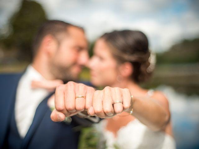 Le mariage de Julien et Clémence à Romillé, Ille et Vilaine 53