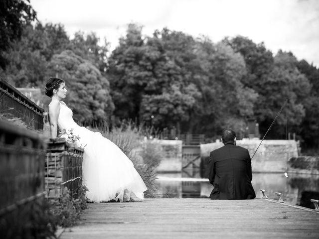 Le mariage de Julien et Clémence à Romillé, Ille et Vilaine 55