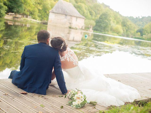 Le mariage de Julien et Clémence à Romillé, Ille et Vilaine 64
