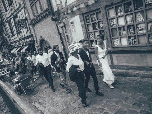 Le mariage de SYLVAIN et MAXELLANDE à Le Mans, Sarthe 44