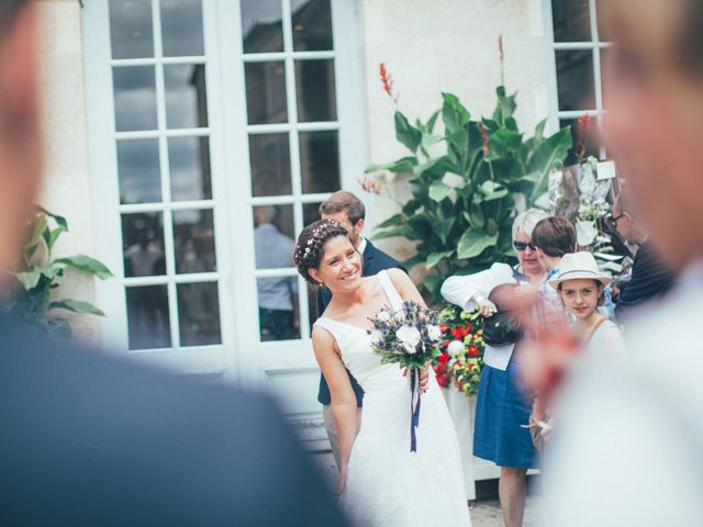 Le mariage de SYLVAIN et MAXELLANDE à Le Mans, Sarthe 46