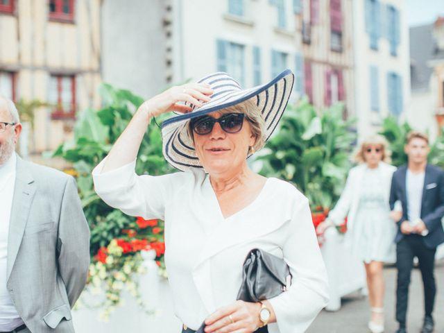 Le mariage de SYLVAIN et MAXELLANDE à Le Mans, Sarthe 58
