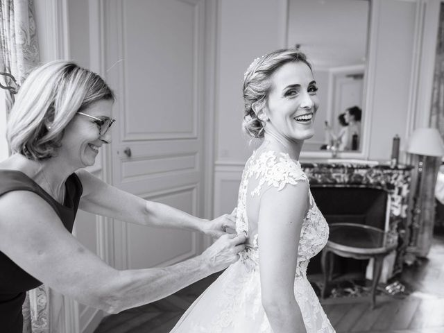 Le mariage de Pierre et Mélanie à Montmorency, Val-d'Oise 11