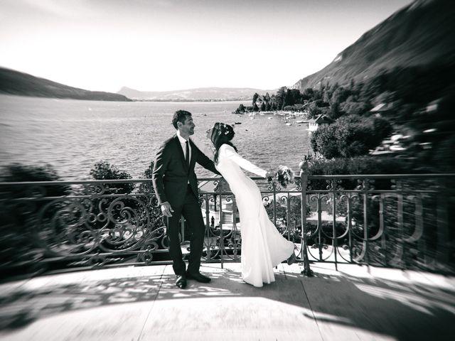 Le mariage de Angelina et Laurent