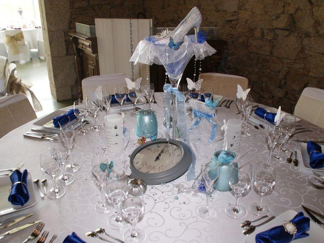 Le mariage de Fabien et Priscillia à Chauché, Vendée 1
