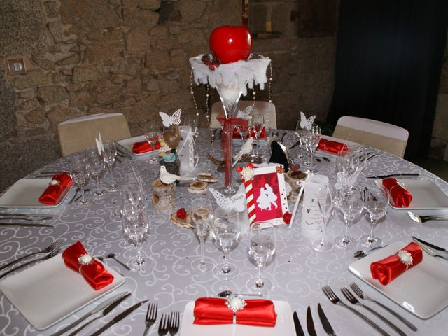 Le mariage de Fabien et Priscillia à Chauché, Vendée 2