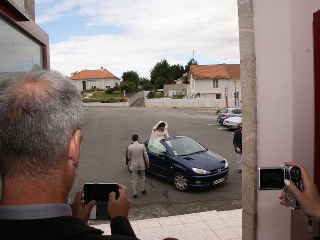 Le mariage de Fabien et Priscillia à Chauché, Vendée 12