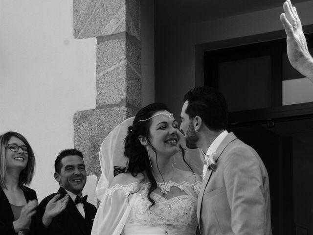Le mariage de Fabien et Priscillia à Chauché, Vendée 14